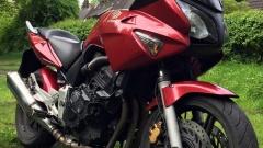 Erste eigene Maschine: Honda CBF 600
